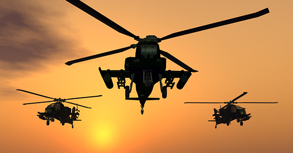 Military-helicopters