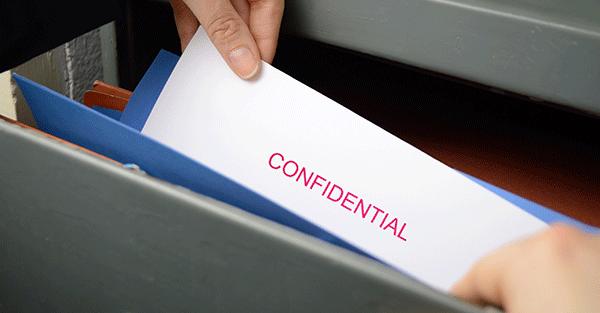 confidential-document-leak