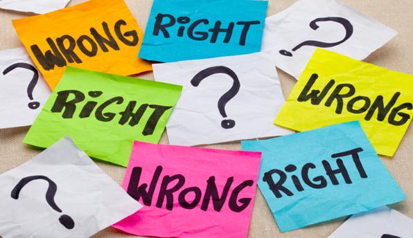 Ethics and critical thinking course description